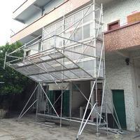 SSS Aluminium Protection Net
